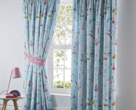 Magical Unicorns Curtains